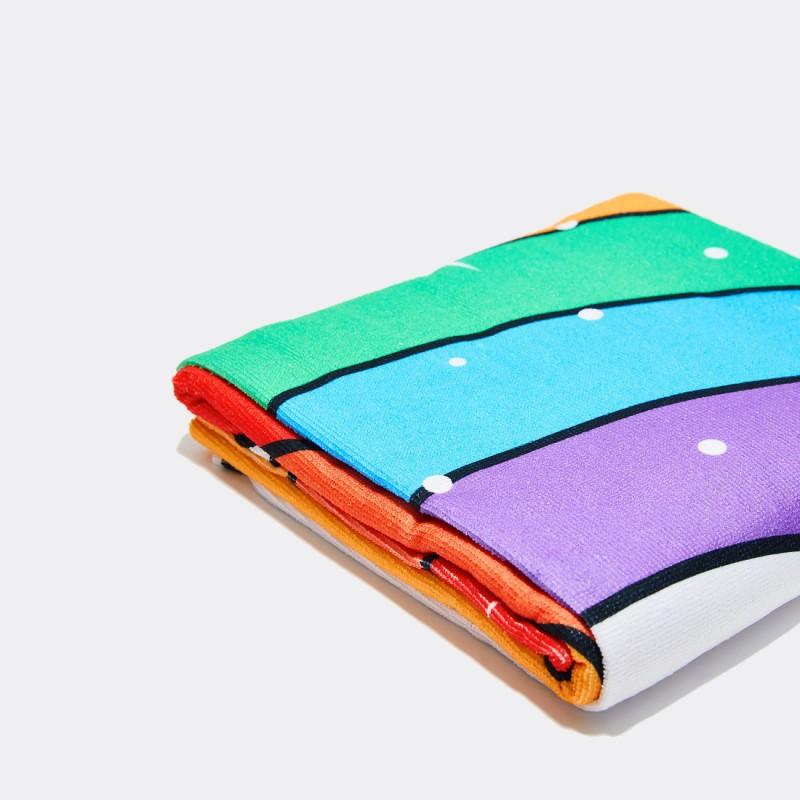 Пляжное полотенце / покрывало Rainbow