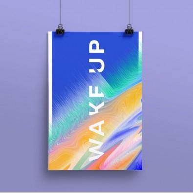 Постер 'Проснись '
