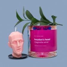 Свеча Houdons Head | Аромат магнолии