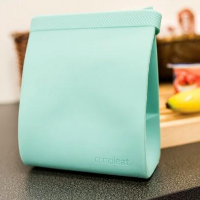 Ланчбокс FoodBag голубой