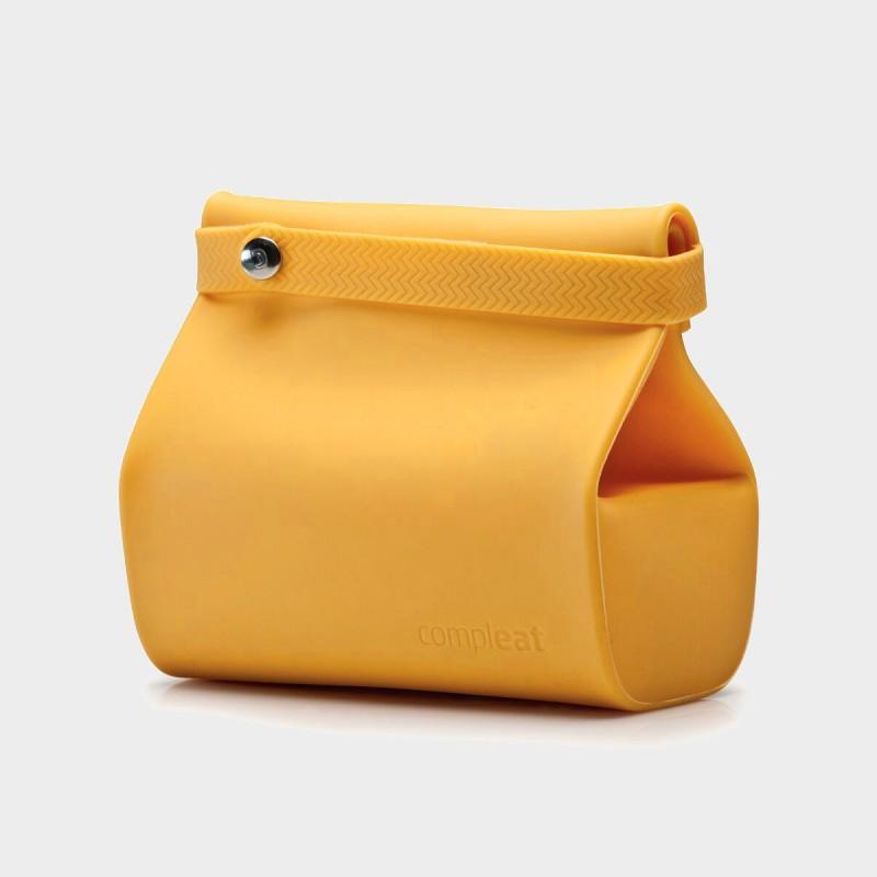 Ланчбокс FoodBag желтый