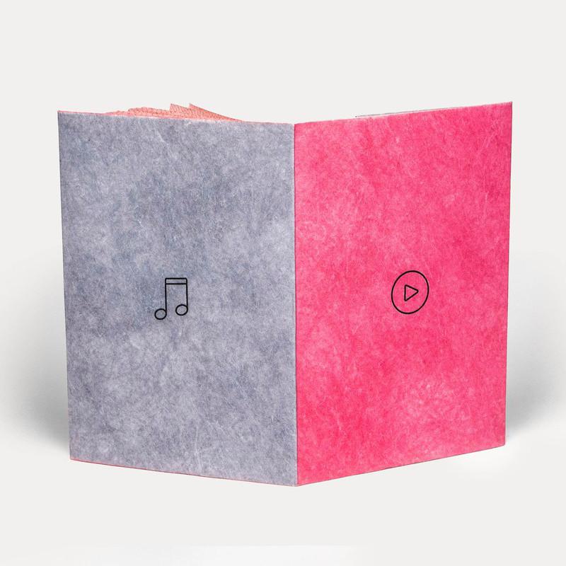 Обложка на паспорт NEW WALLET MUSIC