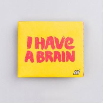 Кошелек NEW WALLET Brain