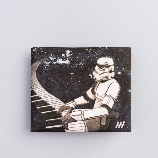 Кошелек NEW WALLET Star Wars