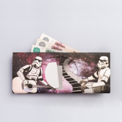 Кошелек NEW WALLET Star Wars