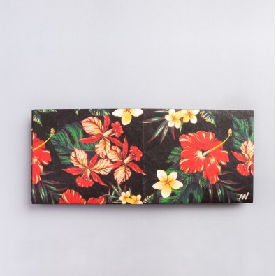 Кошелек NEW WALLET Tropic Flowers