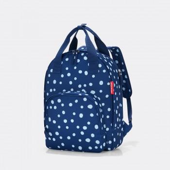 Рюкзак Easyfitbag Spots navy синий