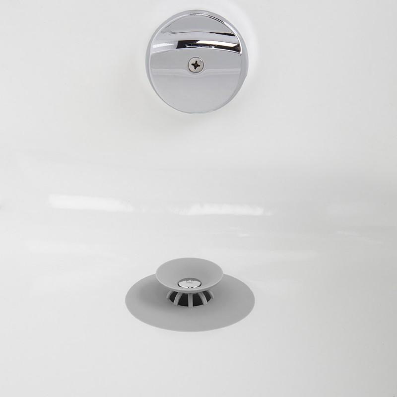 Фильтр для слива FLEX серый