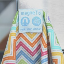 Набор кухонных полотенец magneTo (zigzag)