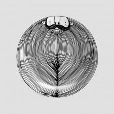 Набор керамических тарелок Family Face