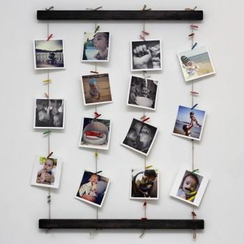 Панно для фотографий на стену Fotolder (черное)