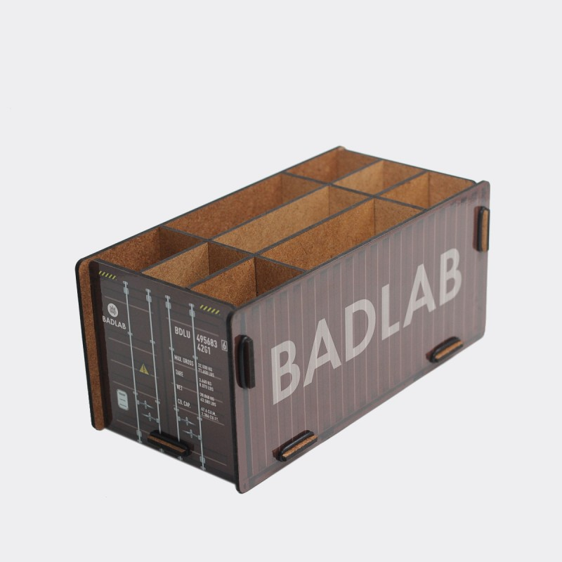 Органайзер для аксессуаров Cargo Container (коричневый)
