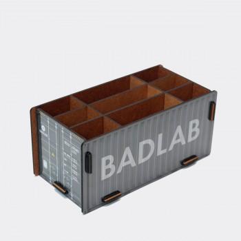 Органайзер для аксессуаров Cargo Container (серый)