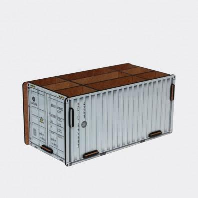 Органайзер для аксессуаров Cargo Container (белый)
