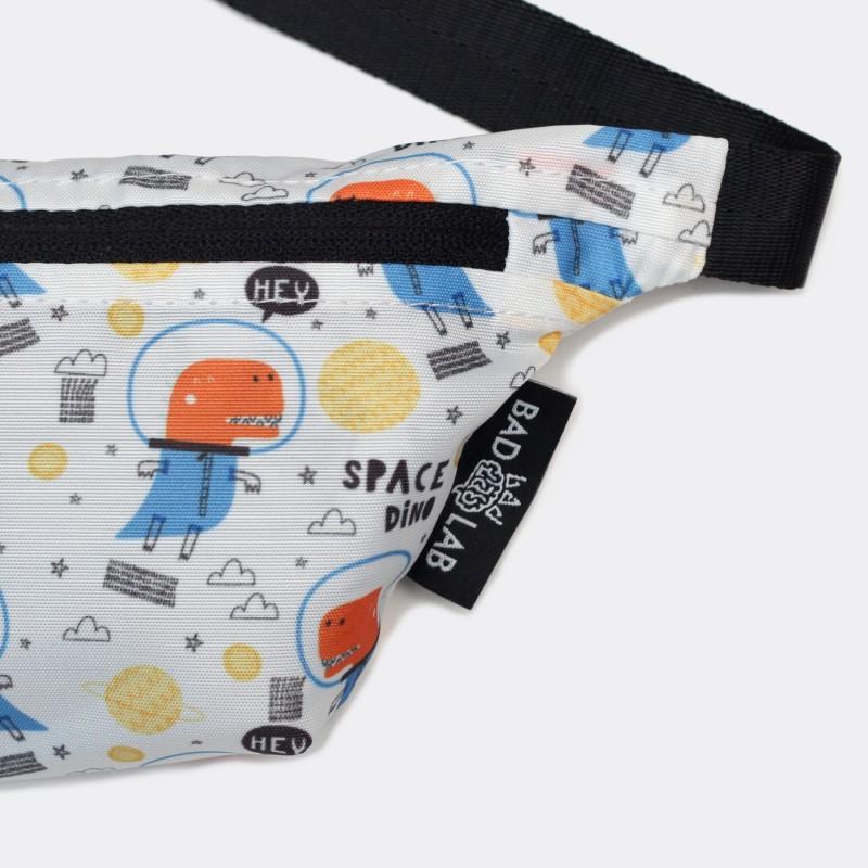 Сумка на пояс детская Space Dino