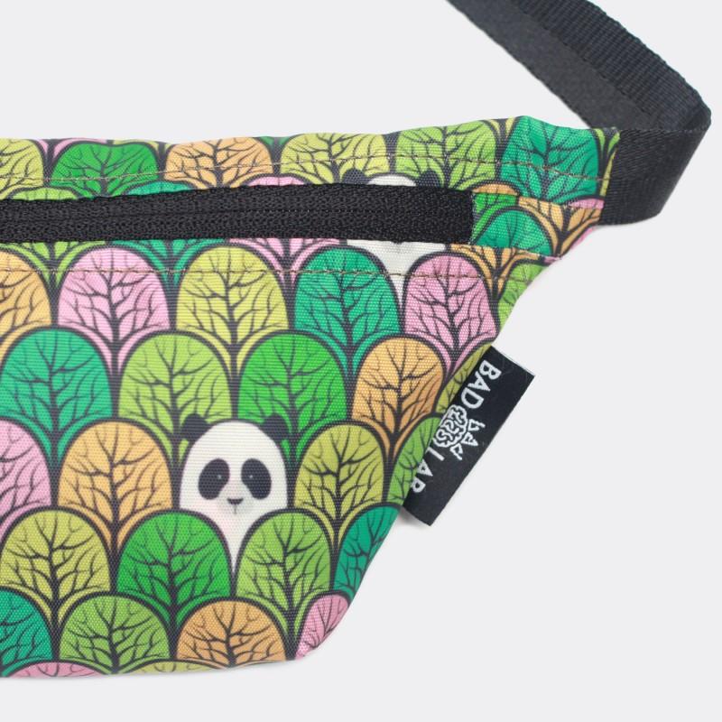 Сумка на пояс детская Pandas