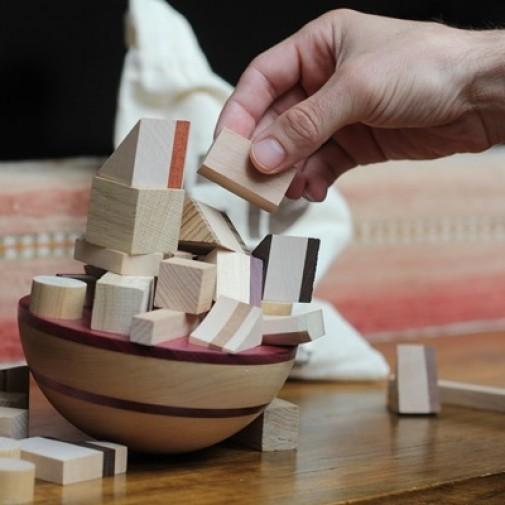 Настольная игра на равновесие Bad Balance
