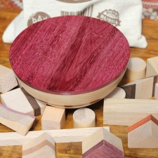 Настольная деревянная игра Bad Balance